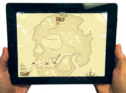 IPAD_TreasureMap