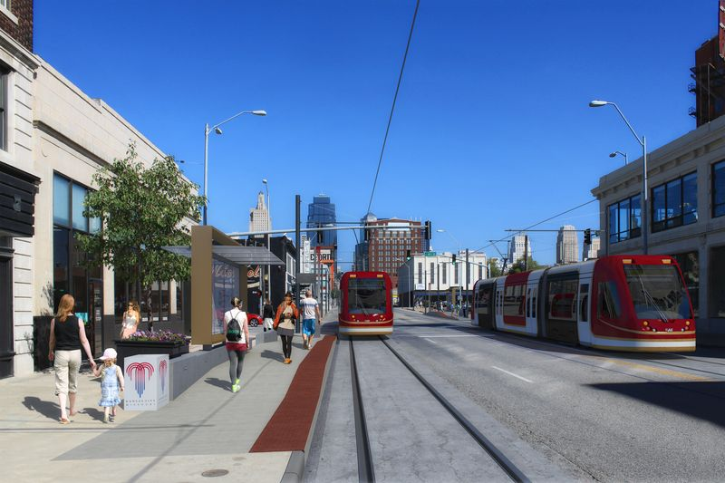 PHOTO CREDIT HDR_Downtown Streetcar starter line rendeirng